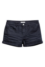 Shorts in twill - Blu scuro - DONNA | H&M IT 2